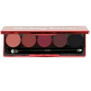 NWT Dose Of Colors Blushing Berries 5 Shade Palett